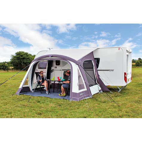 additional image for Outdoor Revolution Elan 340 Air Awning With FREE Carpet - 2019 Model
