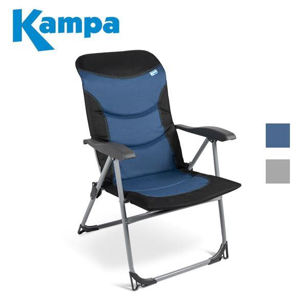 Kampa Skipper Reclining Chair - Range Of Colours - 2021 Model