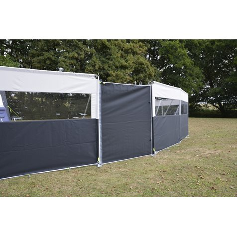 additional image for Kampa Pro Windbreak Door Panel - 2019 Model