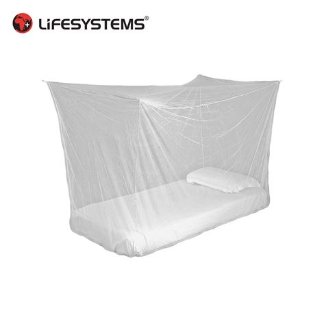 Lifesystems Box Mosquito Net - Single or Double