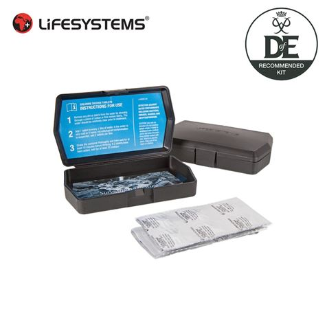Lifesystems Chlorine Dioxide Tablets