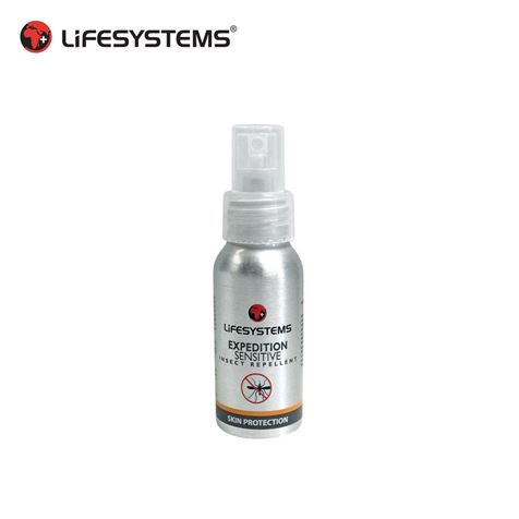 Lifesystems Expedition Sensitive Insect Repellent Spray