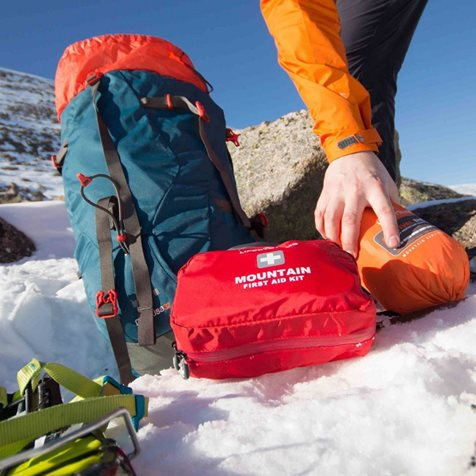 additional image for Lifesystems Mountain First Aid Kit