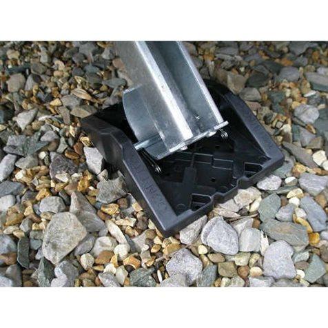 additional image for Milenco Stacka Corner Feet - Pack of 4
