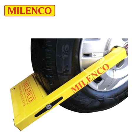 Milenco Universal Compact Wheel Clamp