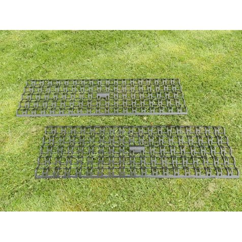additional image for Milenco Giant Lattice Grip Mats