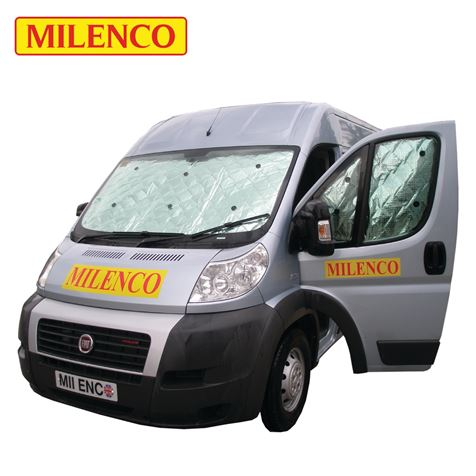 Milenco Internal Universal Motorhome Thermal Blinds