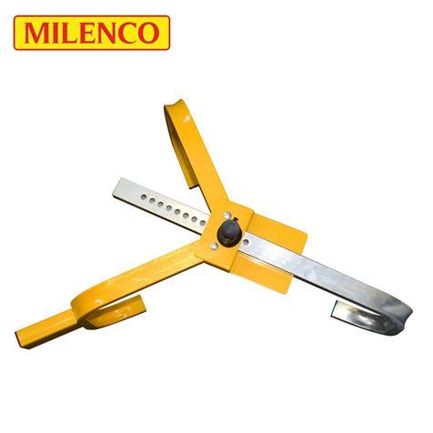 Milenco Lightweight Wheel Clamp