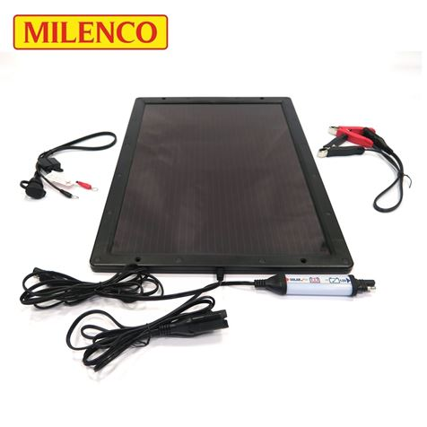 Milenco Optimate Solar Panel Battery Charger