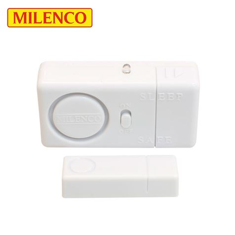 Milenco Sleep Safe Caravan Alarms - 6 Pack