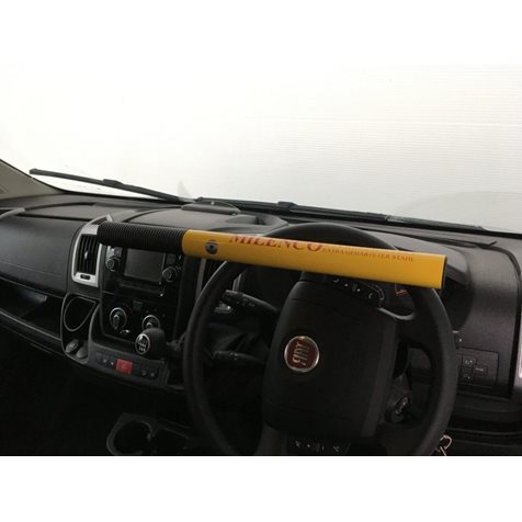 additional image for Milenco High Security Steering Wheel Lock