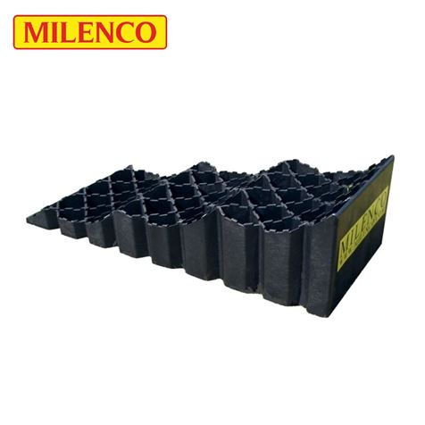 Milenco Triple Level Wheel Leveller Twin Pack