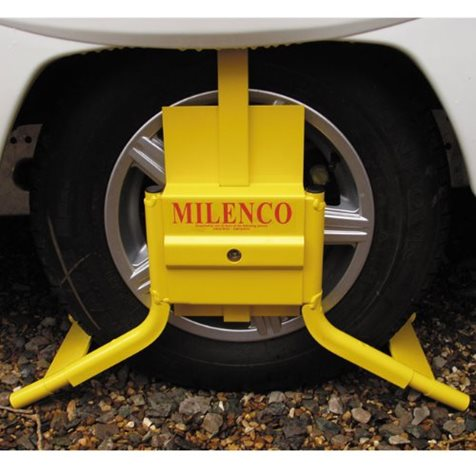 additional image for Milenco C13 Caravan Wheel Clamp