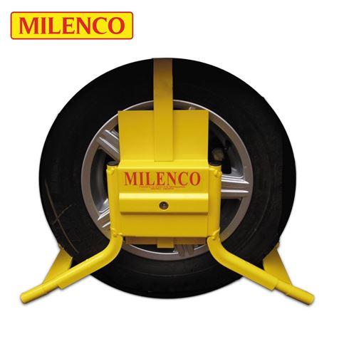 Milenco C14 Caravan Wheel Clamp