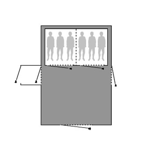 additional image for Outwell Montana 6 Tent Footprint