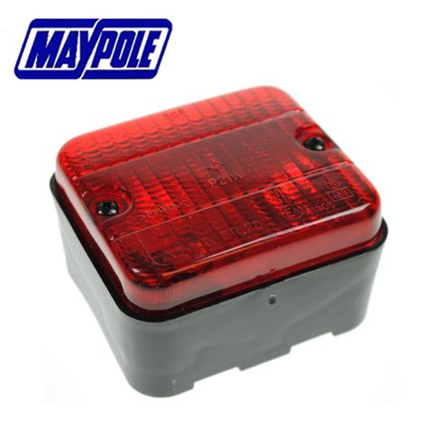 Maypole 12V Rear Fog Lamp