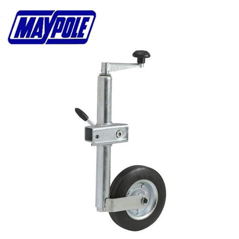 Maypole 42mm Jockey Wheel With Clamp Mp227 Purely Outdoors