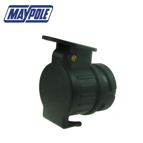 Maypole Professional 13 Pin Vehicle to 7 Pin Trailer Adaptor
