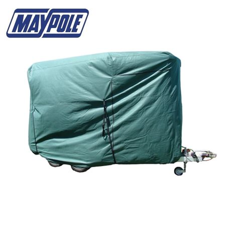 additional image for Maypole Heavy Duty 4-Ply Breathable Horse Box Cover + Hitch Cover