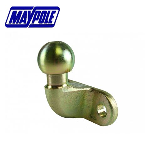 Maypole EU Approved 50mm Flange Towball