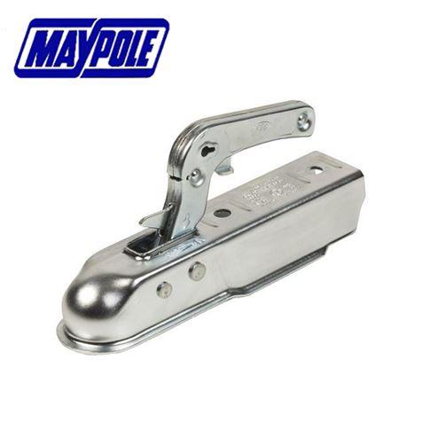 Maypole Pressed Steel 50mm Coupling