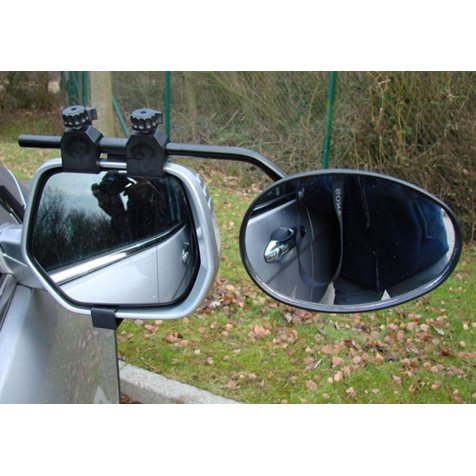 additional image for Maypole Universal Flat Glass Towing Mirror