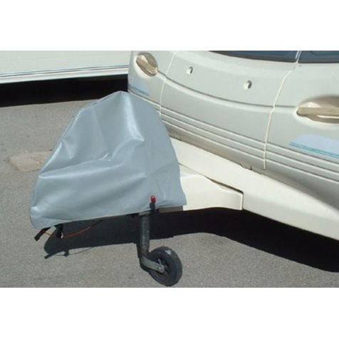 additional image for Maypole Heavy Duty Deluxe Universal Hitch Cover Grey