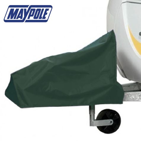 Maypole Universal Hitch Cover Green