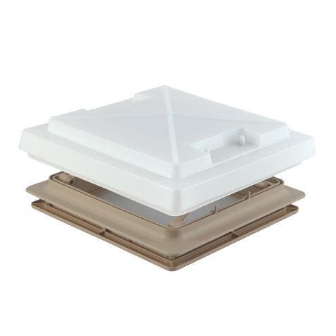 additional image for MPK Opaque Roof Light With Flynet 320 x 360mm