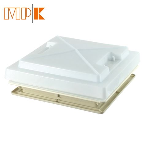 MPK Rooflight With Locks, Flynet & Blind 400 x 400