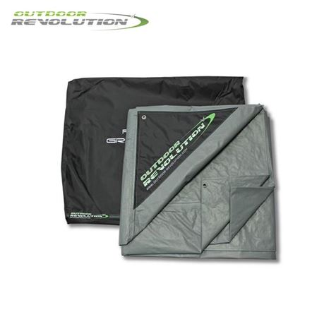 Outdoor Revolution Cayman Deltair Footprint Groundsheet