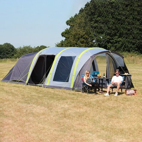 additional image for Outdoor Revolution Cruiz 6.0 TXL Air Tent With Free Snugrug - 2019 Model