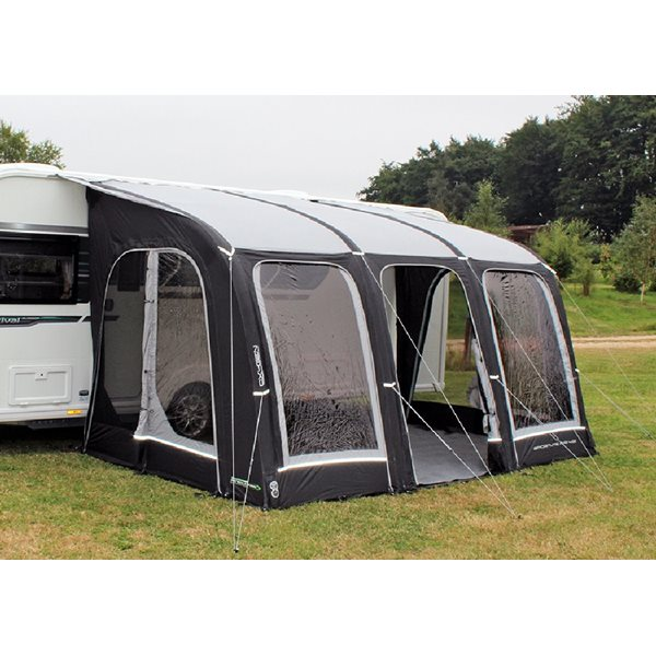 additional image for Outdoor Revolution Sportlite Air 400 Caravan Awning With FREE Carpet - New For 2021