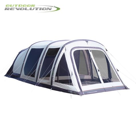 Outdoor Revolution Airedale 5.0S Air Tent - 2019 Model