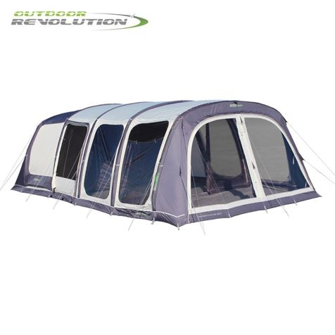 Outdoor Revolution Airedale 6.0S Air Tent - 2019 Model