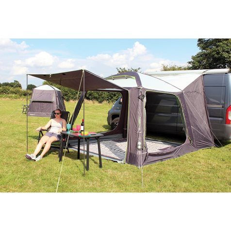 Outdoor Revolution Cayman Air Driveaway Awning Purely