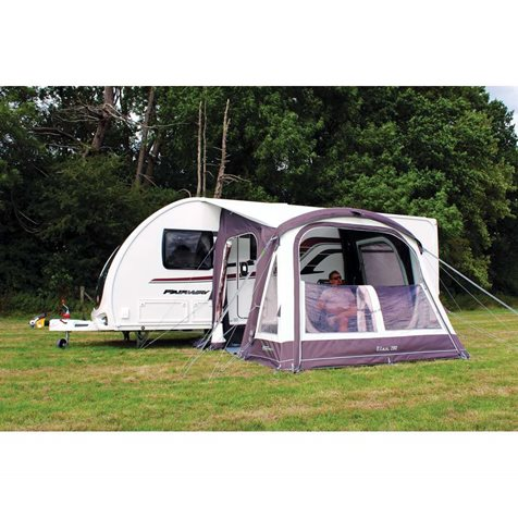 additional image for Outdoor Revolution Elan 280 Caravan Air Awning With FREE Carpet - 2019 Model