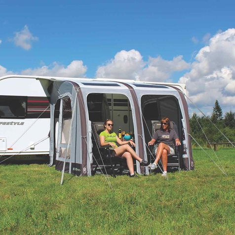 additional image for Outdoor Revolution Elise 260 Awning With FREE Carpet - 2019 Model