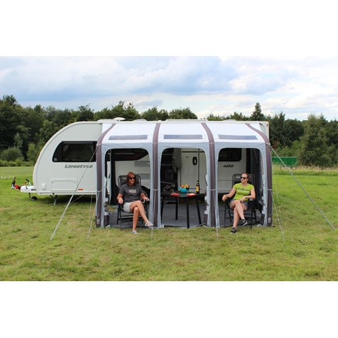 additional image for Outdoor Revolution Elise 390 Awning With FREE Carpet - 2019 Model