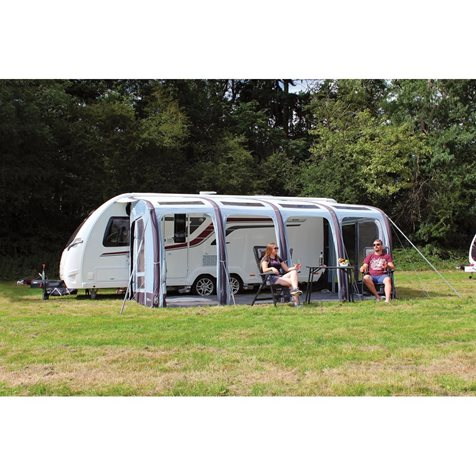 additional image for Outdoor Revolution Elise 520 Awning With FREE Carpet - 2019 Model