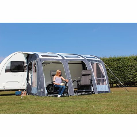 additional image for Outdoor Revolution Esprit 360 Pro S Caravan Awning With FREE Carpet - 2019 Model