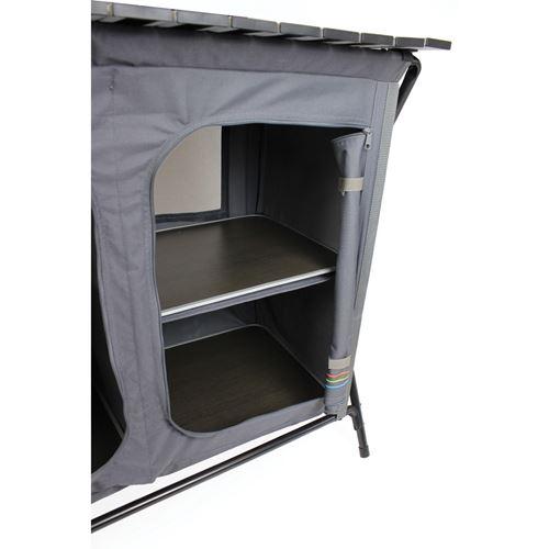 Outdoor Revolution Kitchen Stand With Windshield & Storage Bag ...