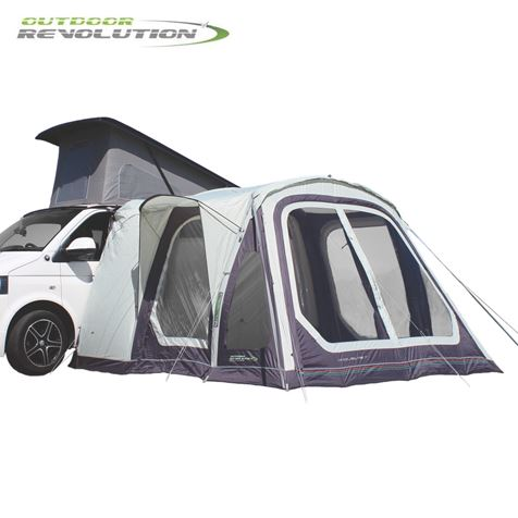 Outdoor Revolution Movelite T2 Lowline Driveaway Awning With FREE Groundsheet - 2020 Model