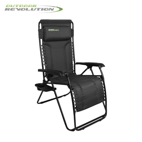 Outdoor Revolution Sorrento Camping Chair With FREE Side Table