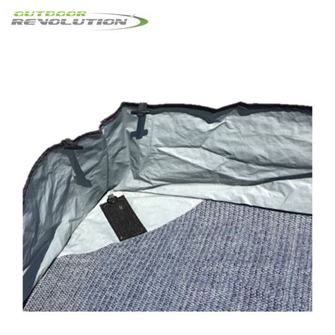 Outdoor Revolution Movelite T1 Tail Breathable Zip In Groundsheet