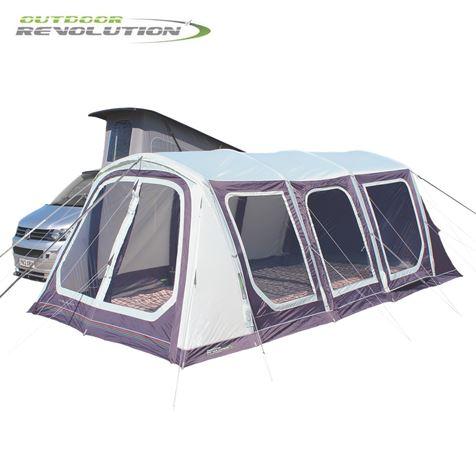 Outdoor Revolution Movelite T5 Kombi Low-Midline Air Frame Driveaway Awning