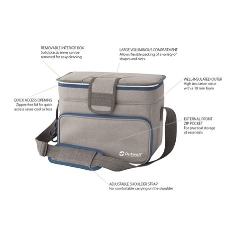 additional image for Outwell Albatross Cooler Bag