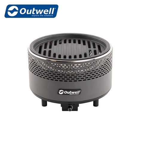 Outwell Calvi Smokeless Charcoal Grill