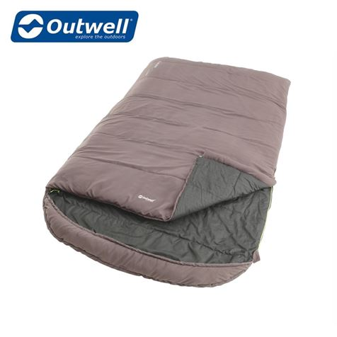 Outwell Campion Lux Double Sleeping Bag - 2019 Model
