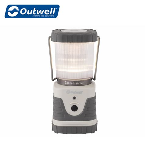 Outwell Carnelian DC 150 Lantern Cream White UK